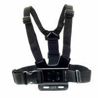 Chest Strap For GoPro HD Hero 6 5 4 3+ 3 2 1 Action Camera Harness Mount X1L5