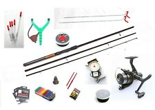 World Class Starter Course Fishing kit 12ft Rod,Reel,Floats,Line,Rod Rests etc