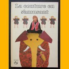 LA COUTURE EN S'AMUSANT Janet Barber Belinda Lyon 1970