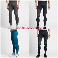 Nike Men's Zonal Strength Running Tights Power Compression Gym UFC Rugby XS toXL