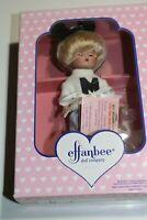 Vintage Effanbee Boy Doll Mouseketeer Walt Disney Company SV932
