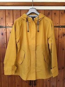 F&F Raincoat Windcheater Jacket Size 16
