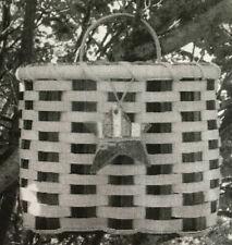 Basket Weaving Pattern Freedom Basket by Maurine Joy