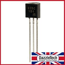20 X BC184 Transistor NPN  General Purpose BC184C TO-92