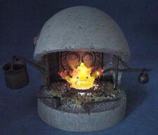 Studio Ghibli Howl's Moving Castle Fireplace Calcifer Set Figure #35