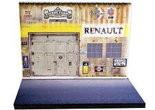 Diorama présentoir Renault  - 1/43ème - #43-2-A-A-005