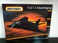 Matchbox Model Kit 1/72 40609 F-117 A Stealthfighter STEALTH MIB, 1991