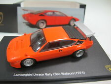 IXO 1:43 Lamborghini Urraco Rally (Bob Wallace) 1974