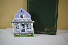 Shelia'S 1997 Butterfly Cottage Md Artist Proof Shelf Sitter Mar14 Nib (S5919)