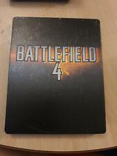 Battlefield 4 Steelbook (No Discs)