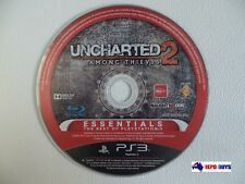 PS3 Uncharted 2 Among Thieves - For PlayStation 3 PS3: Disc Only