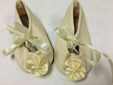 Doll shoes lot of 4 pair for large dolls