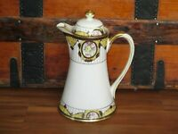VINTAGE COFFEE / CHOCOLATE POT - MADE IN JAPAN