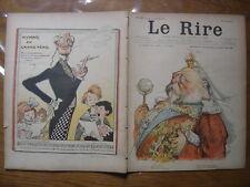 02/02/1901 LE RIRE 326 Leandre Metivet Grandjouan