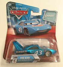 Disney Pixar Cars - The King With Metallic Finish #120 - CHASE