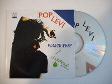 POP LEVI : POLICE SIGN [ CD SINGLE PORT GRATUIT ]