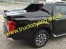 Nissan Navara NP300 Hard Top Tonneau Cover 2016+ Models Available In Black