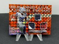 CeeDee Lamb 2020 Spectra FOTL Orange Building Blocks 10/10 eBay 1 of 1 RARE!!