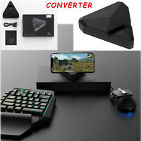 New Wireless PUBG Mobile Gaming Keyboard Mouse Converter for Android IOS iPhone
