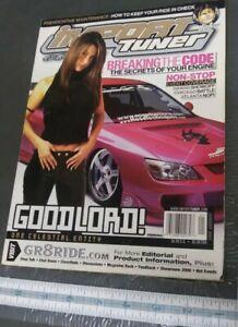Import Tuner Magazine january 2001 usdm turbo jdm pre owned vintage