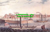 R529329 Margate Pier and Steam Packets c. 1830. No. 6760