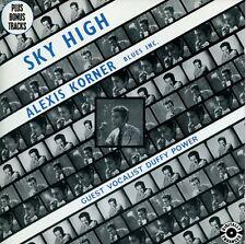 Alexis Korner 's Blues Inc. - CD Sky High Album 1966 (UK, Indigo, 1994) + bonus