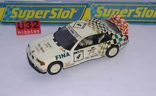 SUPERSLOT BMW 318IS #4 CET 1994 TEO MARTIN A.FERTE DECORATION CRAFT UNBOXED