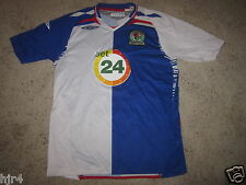 Blackburn Rovers F.C. English Armstrong Football Club Soccer Umbro Jersey M Mens