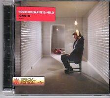 (DV883) Yourcodenameis:milo, Ignoto - 2004 Sp Ed CD