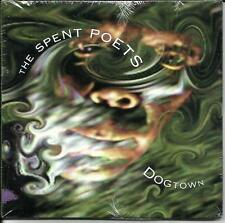 SPENT POETS Dogtown EDIT PROMO CD single SEALED dog town LES CLAYPOOL Guitarist
