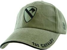 US ARMY 1ST CAVALRY - Officially Licensed ODG Military Hat Baseball Cap