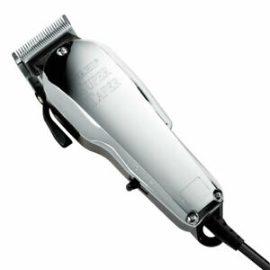 Wahl - Super Taper chrome Clipper SuperTaper Haarschneider Barber 08463-316