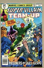 Super-Villain Team-Up #16-1979 nm 9.4 Hate Monger Red Skull Cosmic Cube