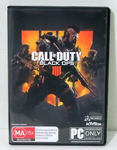 *Brand New* Call of Duty Black OPS IIII 4 for PC - Free Postage