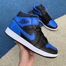 469453607b3b21 Nike Air Jordan 1 Mid 554724-048 Paint Splatter Men s Basketball Shoes SZ  10.5