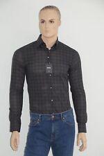 Hugo Boss Tailored Hemd Mod. T-scott Gr. 40 Slim Fit