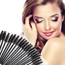 20pcs Mascara Disposable Eyelash Brush Wands Applicator Spoolers Makeup Tool