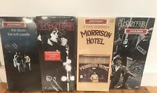 THE DOORS LONGBOX COLLECTION - RARE! ENDS SOON! BUY NOW!