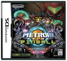 Used Nintendo DS Metroid Prime Pinball Japan Import (Free Shipping)
