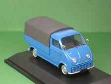 DKW Schnellaster 1953 blau graue Plane Schuco 1:43 Art.Nr.02401 Modellauto