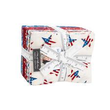 Moda America The Beautiful Fat Quarter Bundle Deb Strain 24 FQs & 1 Panel Kit