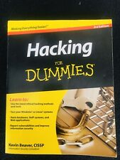 Hacking for Dummies by Kevin Beaver (2010, Paperback)