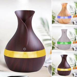 300ML LED Aroma Oil Humidifier Diffuser Air Purifier USB Charge Relaxing Defuser
