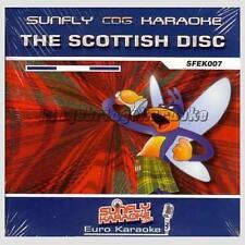 SUN-FLY Mixed Karaoke CDGs & DVDs