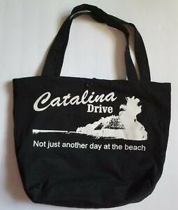 Catalina Drive Band T-shirt Handmade Bag With Pocket