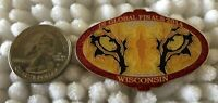 2014 Destination Imagination DI Global Finals Wisconsin Trading Pin Pinback