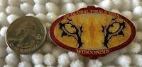 2014 Destination Imagination DI Global Finals Wisconsin Trading Pin Pinback