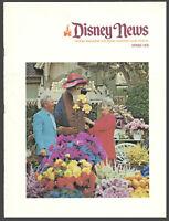 Disney News Magic Kingdom Club Magazine Brer Bear Spring 1970 Disneyland 18 pgs