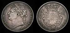 1820 Great Britain Half Crown King George IV S-3807 Toned EF 6300