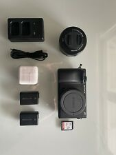 Sony Alpha A6400 24.2 MP Digital Mirrorless Camera Kit.